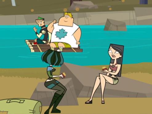 Si, ya se, este es del epi siguiente... No me importa, aca estan los cuatro (?)