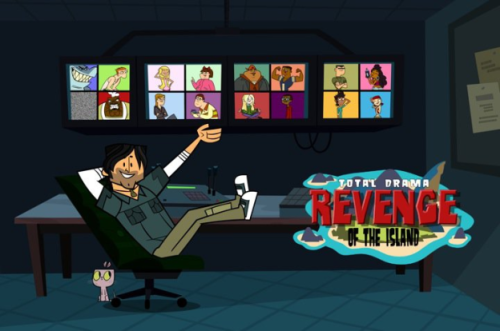 Total Drama Season Four