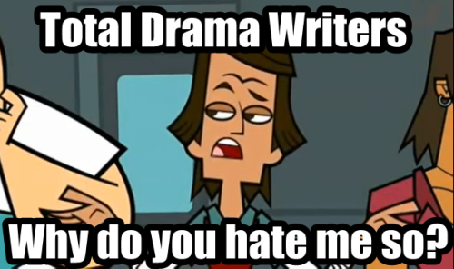 noah total drama writers