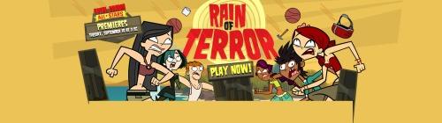 Lluvia del terror all stars game