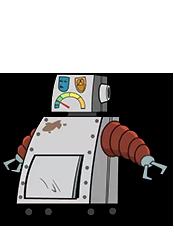 TD All Stars Robot