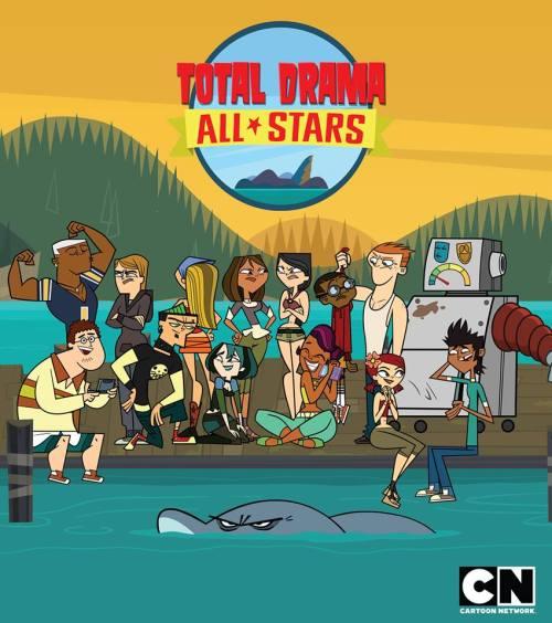 Total Drama All Stars Full