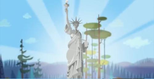 All Stars 2 Estatua de la Libertad