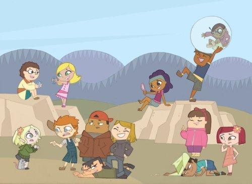 TDROTI Cast Kids