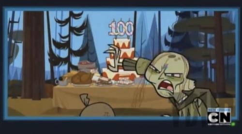 Zeke Zombie Total Drama Episodio 100 All Stars