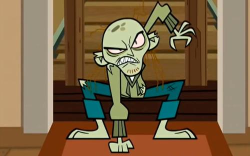 Zeke zombie tren