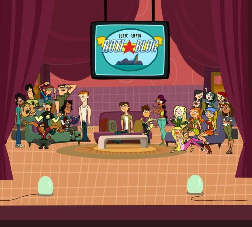Total Drama Revenge of the All Stars RotiBlog