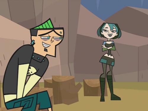 Duncan y Gwen