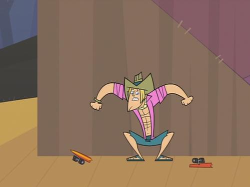 Geoff rompe skate
