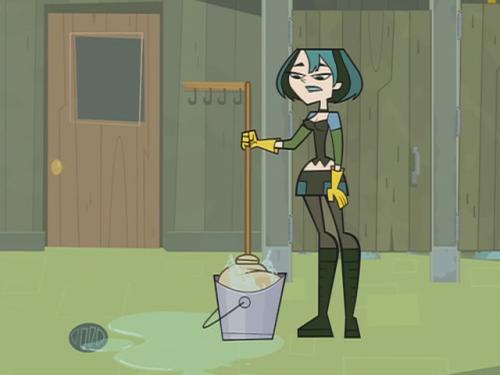 Gwen baño