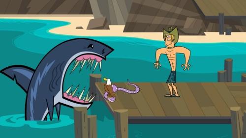 Tiburon aguila serpiente conejito
