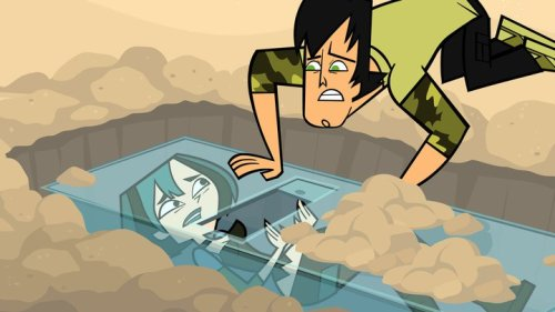 Trent Gwen enterrada viva