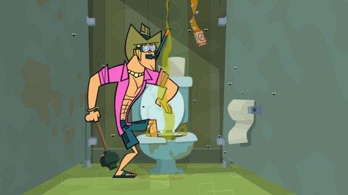 Geoff baño asco