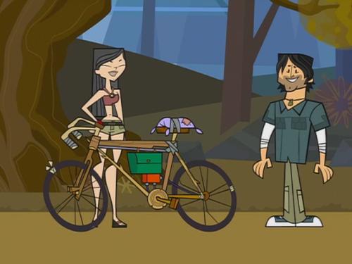 Heather bicicleta