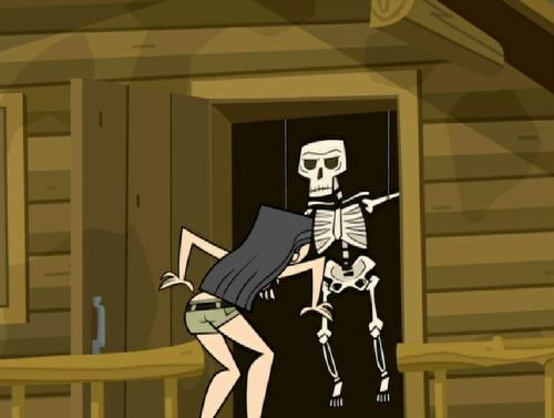 Heather esqueleto