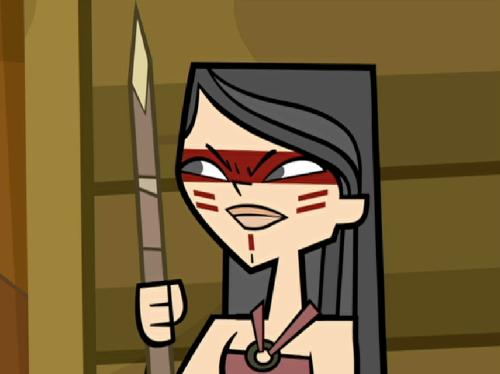 Heather maquillaje