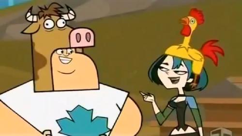 Owen y Gwen La Vaca y el Pollito