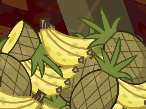 Piña banana