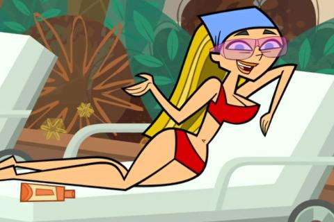 Lindsay bikini